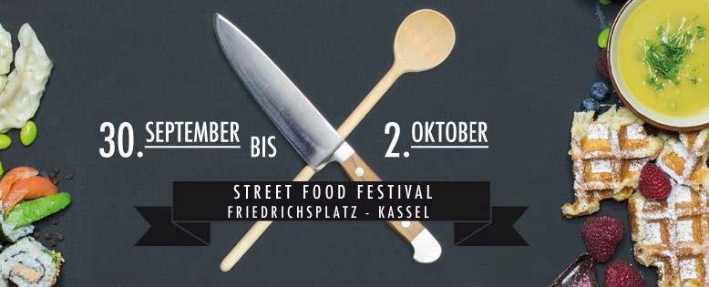 Street Food Festival In Kassel Hmü Aktuell